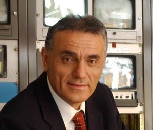 ישדר, או לא ישדר? אורי לוי, ראש מחלקת החדשות בערוץ 1 (צילום: פלאש 90)