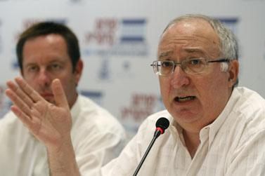 פרופסור מנואל טרכטנברג, ראש המועצה הלאומית לכלכלה (צילום: מיכל פתאל)