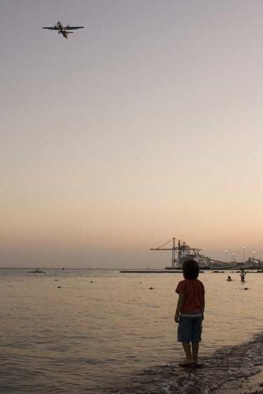 אילת, אוקטובר 2008 (צילום: מתניה טאוסיג, פלאש 90)