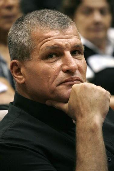 העיתונאי מיקי רוזנטל, יוני 2009 (צילום: מרים אלסטר)