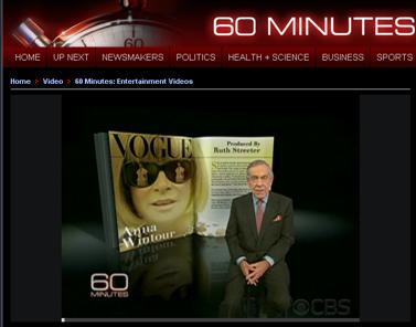 Anna Wintour - 60 Minutes - CBS News