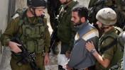 """פעילות כוחות צה""""ל בחברון, אתמול (צילום: Najeh Hashlamoun)"""