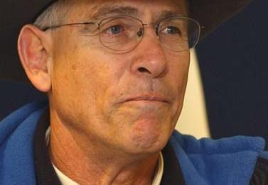משה גרטל, פברואר 2004 (צילום: פלאש 90)