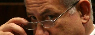 בנימין נתניהו, ראש ממשלת ישראל (צילום: מרים אלסטר)