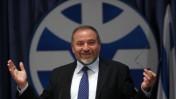 שר החוץ אביגדור ליברמן. 27.12.09 (צילום: מרים אלסטר)