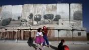 ילדים מחופשים, אתמול בשכונת גילה שבירושלים (צילום: אביר סולטן)