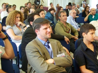 "מייקל אייזנברג בכנס ""סקופ"" 2008 (צילום: עידו קינן, cc-by-sa)"