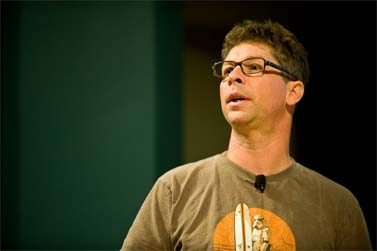 """דני סליבן, בעל הבלוג """"ארץ מנועי החיפוש"""" (צילום: hyku, רשיון cc-by-sa)"""