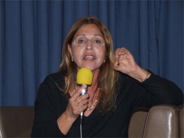 כרמלה מנשה (צילום: דוברות קול-ישראל)