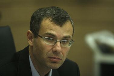"""יו""""ר ועדת הכנסת ח""""כ יריב לוין (צילום: ליאור מזרחי)"""