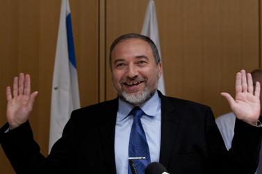 """יו""""ר ישראל-ביתנו אביגדור ליברמן (צילום: ליאור מזרחי)"""