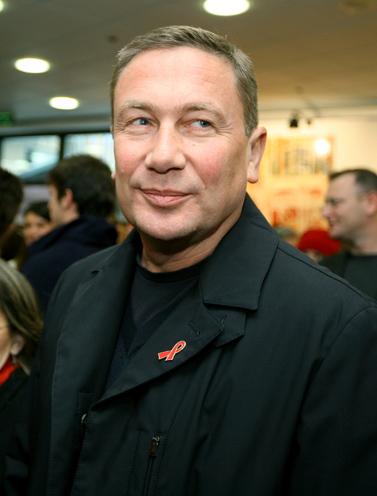 איש העסקים נוחי דנקנר באירוע צדקה. 16.9.09 (צילום: משה שי)