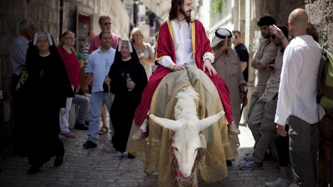 העיר העתיקה, ירושלים, שלשום (צילום: תומר זמורה)