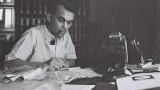 עזריאל קרליבך, 1 במאי 1942 (צילום: קלוגר זולטן, נחלת הכלל)
