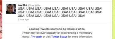 """טוויט. 1.5.11, מרילנד, ארה""""ב"""