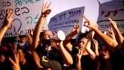 """הפגנה נגד חוק הווד""""לים, אתמול בירושלים (צילום: ליאור מזרחי)"""