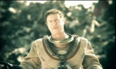 """גדי סוקניק, מתוך התוכנית """"האיש הירוק"""" (צילום מסך)"""