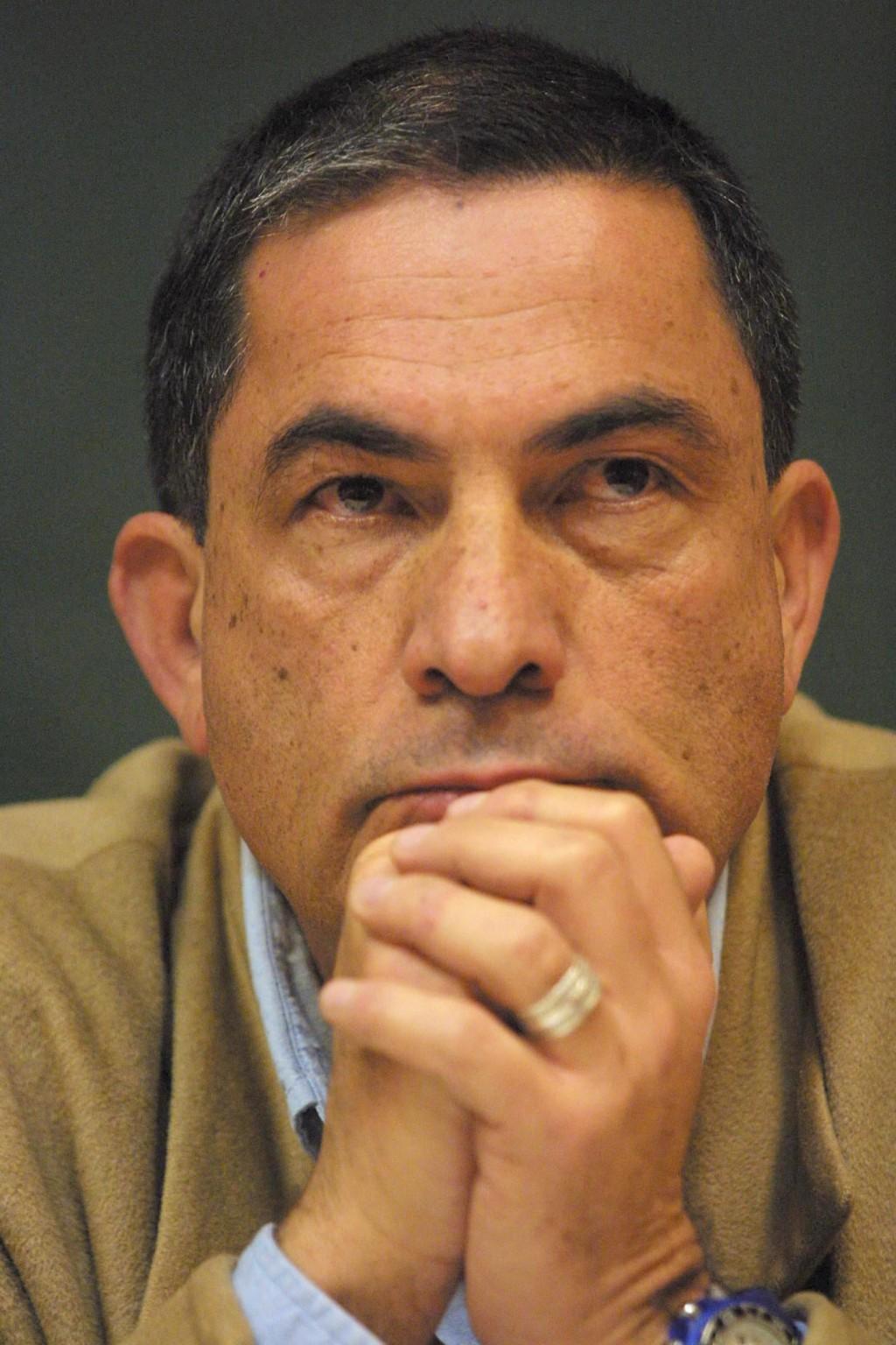 גדעון לוי (צילום: פלאש 90)