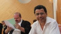 יואב יצחק בבית-המשפט העליון, 2010 (צילום ארכיון)