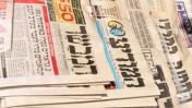 עיתונים חרדיים (צילום: סופי גורדון)