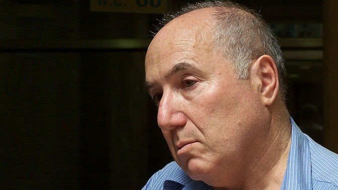 """יאיר קורן, מנהל חטיבת החדשות של קול-ישראל (צילום: """"העין השביעית"""")"""