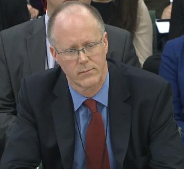 ג'ורג' אנטוויסל, העורך הראשי המתפטר של ה-BBC