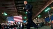 ברק אובמה בהילארד, אוהיו (צילום: Scout Tufankjian for Obama for America, רישיון: CC BY-NC-SA 2.0)