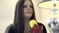 אופירה אסייג, עורכת התוכן באתר ONE, בראיון לתוכנית חדשות בידור בערוץ 10(צילום מסך)