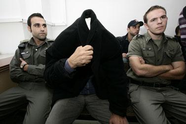 חשוד בסחר בלתי חוקי באיברים בבית-המשפט בירושלים (צילום ארכיון, 2009)