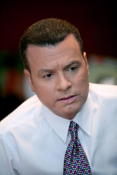 יעקב אילון, המגיש המתפטר של מהדורת חדשות ערוץ 10 (צילום: משה שי)