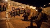 """חיילי צה""""ל בחברון, 15.9.11 (צילום: דוד ועקנין)"""