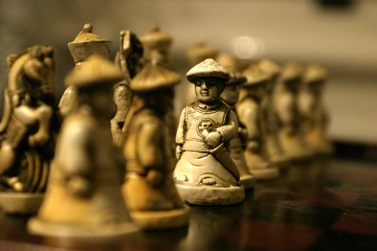 כלי שחמט (צילום: Amy Pepper, רישיון CC BY-NC-ND 2.0)