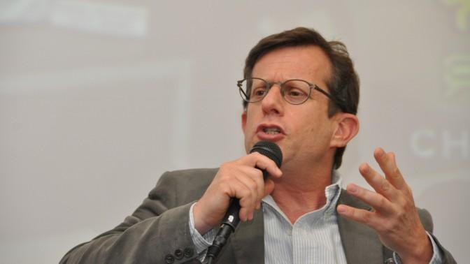 ערן טיפנברון, עורך המשנה של ynet (צילום: יהודה שגב)