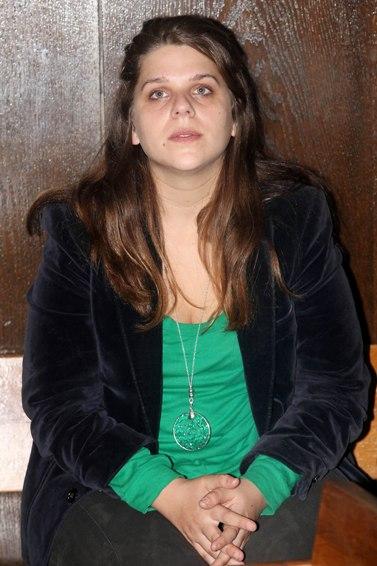 דפני ליף, אתמול בבית-המשפט בתל-אביב (צילום: גדעון מרקוביץ')