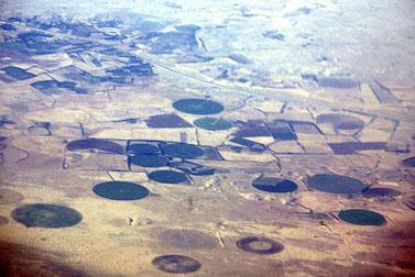 שדות נפט בערב הסעודית (צילום: יוסי זמיר)