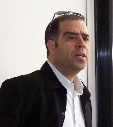 """מנכ""""ל ynet אבי בן-טל (צילום: """"העין השביעית"""")"""