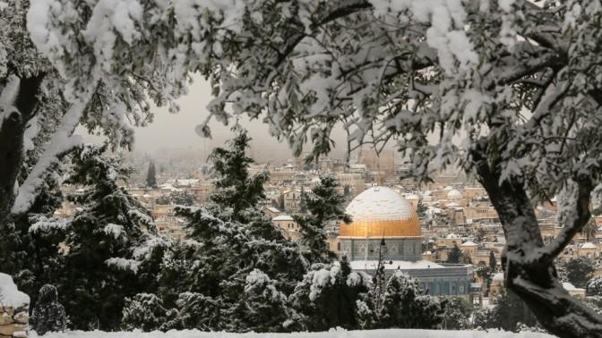 ירושלים, היום (צילום: נתי שוחט)