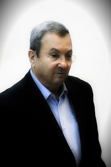 שר הביטחון אהוד ברק, השבוע (צילום: יואב ארי דודקביץ')