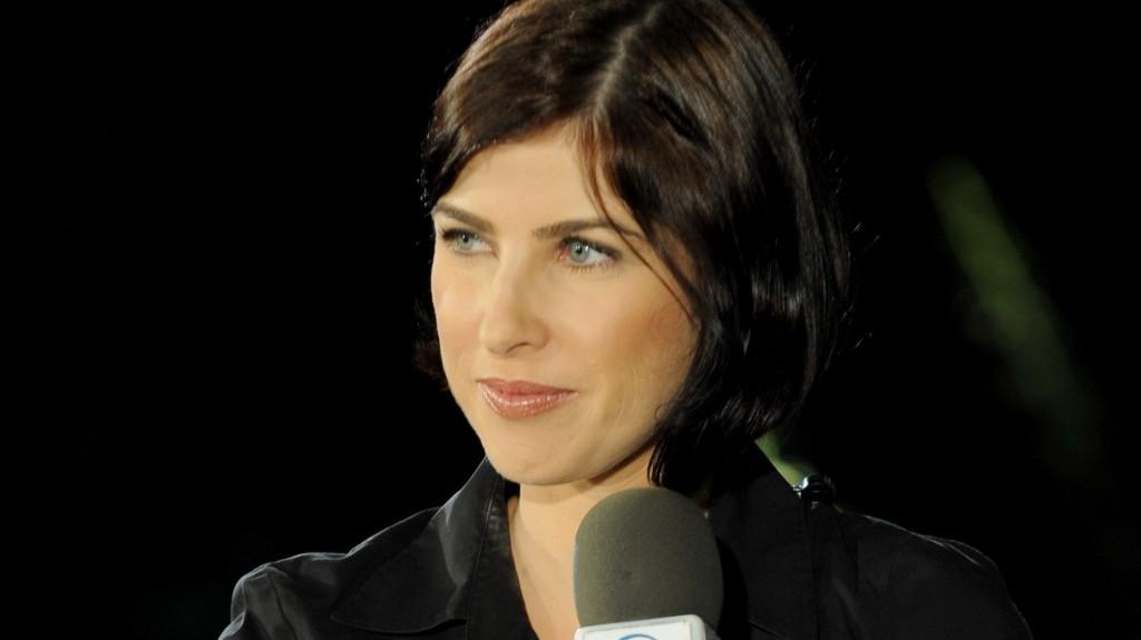 העיתונאית גאולה אבן, ספטמבר 2011 (צילום: גיל יערי)
