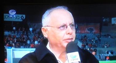 דני דבורין בערוץ הראשון (צילום מסך)