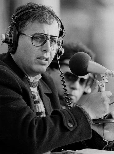 דני דבורין בשנות ה-80 (צילום: משה שי)