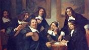 אדוני הגילדה של סט. לוק, הארלם (ז'אן דה-ברי, 1675)