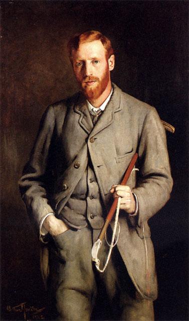 אח של האקר (ציור מאת ארתור האקר, 1919-1858)