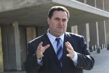 שר התחבורה ישראל כץ (צילום: נתי שוחט)