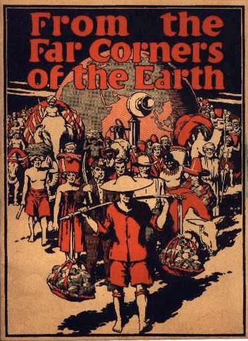 מודעת פרסום של חברת טלפון, ארצות-הברית, 1927