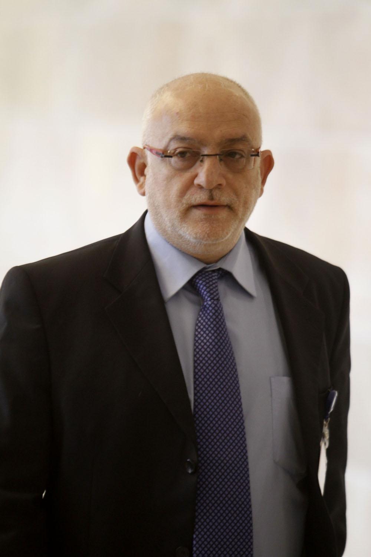 """מנכ""""ל רשות השידור הנוכחי יוני בן-מנחם, מרץ 2012 (צילום: אורי לנץ)"""