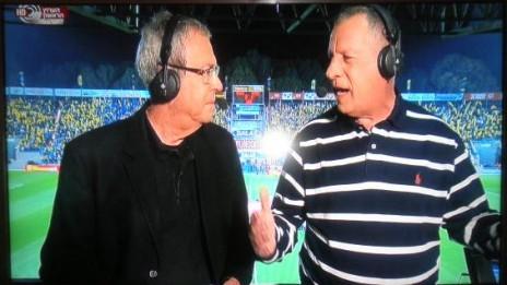 יורם ארבל, השבוע עם דני נוימן בערוץ הראשון (צילום מסך)
