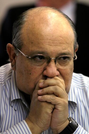 ראש המוסד, מאיר דגן (צילום: אוליביה פיטוסי)