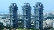 מגדלי אקירוב בתל-אביב (צילום: משה שי)