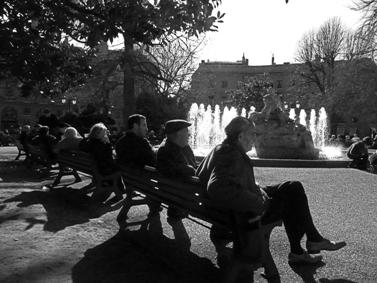 כיכר בטולוז, בשבוע שעבר (צילום: Vin60, רישיון CC BY-NC-ND 2.0)